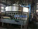 Chiny Pulp / Granule Juice Can Food Filling Machine For Round Square Bottle fabryka